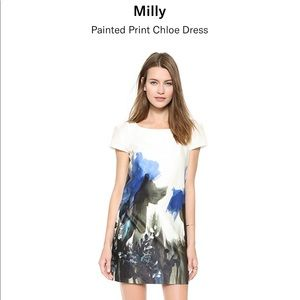 Milly size 0 xs dress
